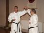 Pierwsze Krajowe Warsztaty Karate.